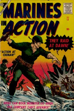 Marines In Action (1955) 13