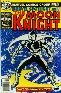 Marvel Spotlight (1st Series) (1971) 28 (Moon Knight)