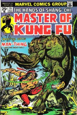 Master Of Kung Fu (1st Series) (1974) 19