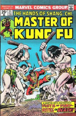 Master Of Kung Fu (1st Series) (1974) 25