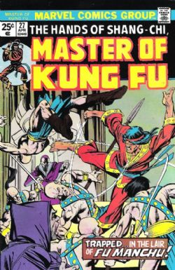 Master Of Kung Fu (1st Series) (1974) 27