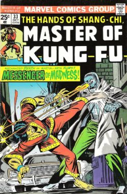 Master Of Kung Fu (1st Series) (1974) 33