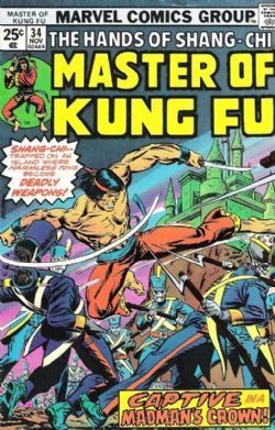 Master Of Kung Fu (1st Series) (1974) 34