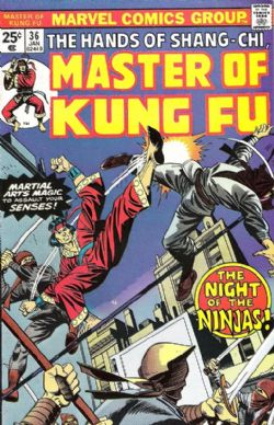 Master Of Kung Fu (1st Series) (1974) 36