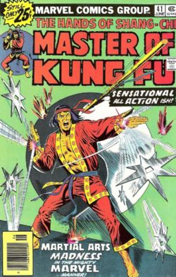 Master Of Kung Fu (1st Series) (1974) 41