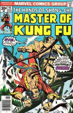 Master Of Kung Fu (1st Series) (1974) 46