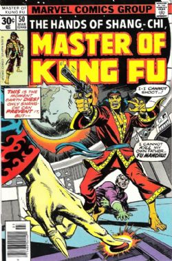 Master Of Kung Fu (1st Series) (1974) 50