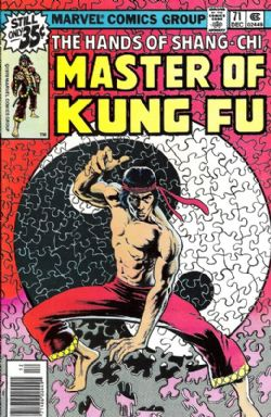 Master Of Kung Fu (1st Series) (1974) 71
