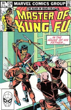 Master Of Kung Fu (1st Series) (1974) 124