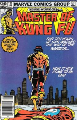 Master Of Kung Fu (1st Series) (1974) 125