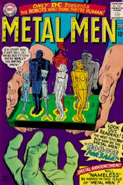 Metal Men (1st Series) (1963) 16