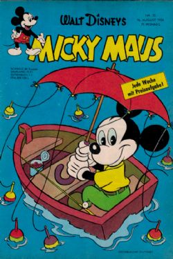Mickey Maus (1951) 32 (Germany)
