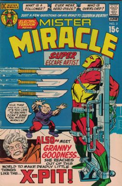 Mister Miracle (1st Series) (1971) 2