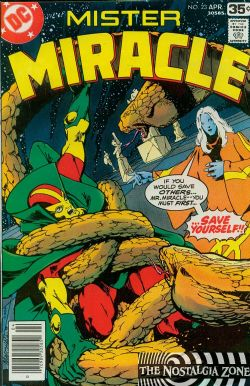 Mister Miracle (1st Series) (1971) 23