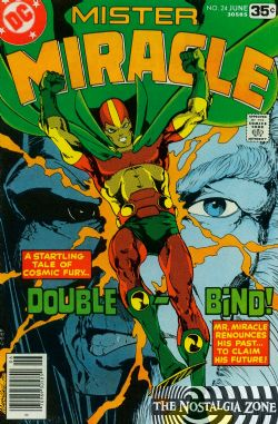 Mister Miracle (1st Series) (1971) 24
