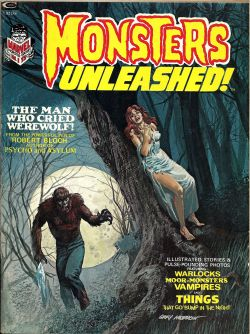 Monsters Unleashed (1973) 1