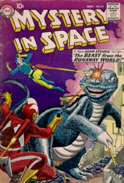 Mystery In Space (1951) 55