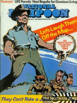 National Lampoon Volume 1 (1970) 42 (Sept. 1973)