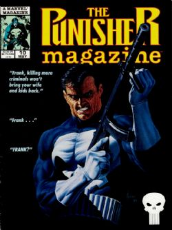 Punisher Magazine (1989) 10