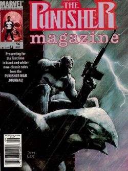 Punisher Magazine (1989) 14