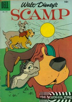 Scamp (1957) 2 Dell Four Color (2nd Series) 777