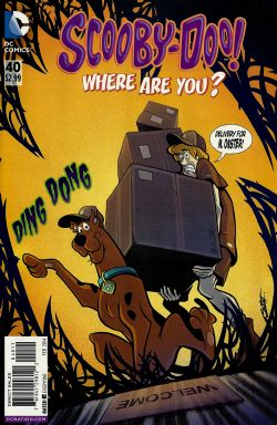 Scooby Doo, Where Are You? (2010) 40