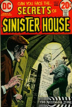 Secrets Of Sinister House (1972) 12