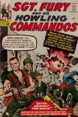 Sgt. Fury And His Howling Commandos (1964) 1