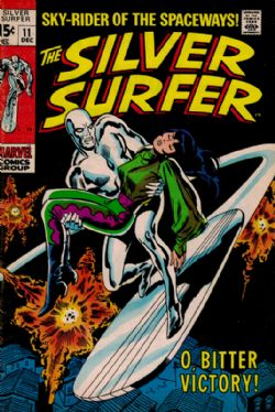 Silver Surfer (1st Series) (1968) 11