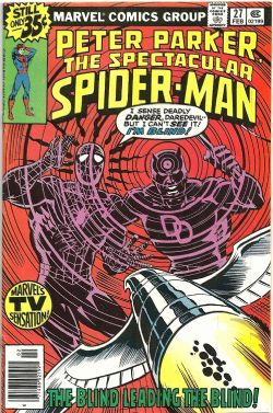 The Spectacular Spider-Man (1st Series) (1976) 27