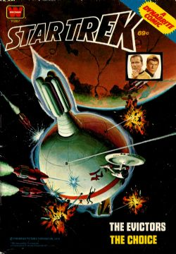 Star Trek Dynabrite Comic (1978) 11357 (The Evictors/The Choice)