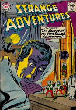 Strange Adventures (1st Series) (1950) 78