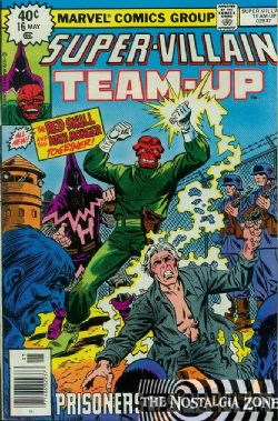 Super-Villain Team-Up (1975) 16 (Red Skull and Hate Monger)