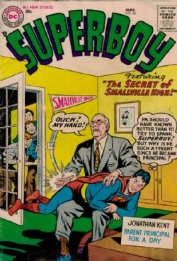 Superboy (1st Series) (1949) 55