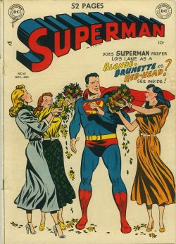 Superman (1st Series) (1939) 61
