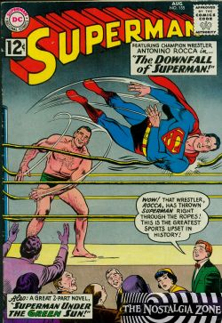 Superman (1st Series) (1939) 155
