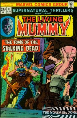 Supernatural Thrillers (1973) 13 (The Living Mummy)