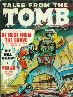 Tales From The Tomb Volume 1 (1969) 6