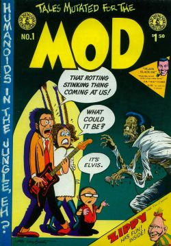 Tales Mutated For The Mod (1981) 1