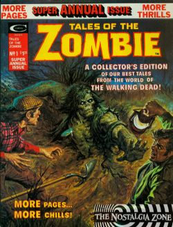 Tales Of The Zombie Annual (1975) 1