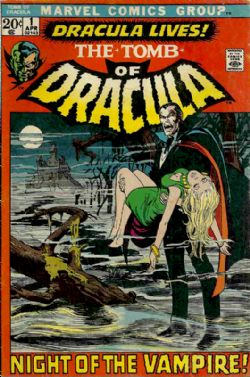 Tomb Of Dracula (1st Series) (1972) 1