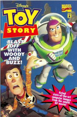Toy Story Official Movie Adaptation (1995) nn