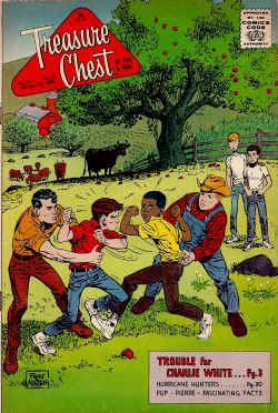 Treasure Chest Volume 21 (1965) 12