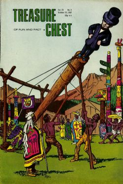 Treasure Chest Volume 23 (1967) 4