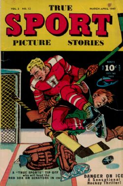True Sport Picture Stories Volume 3 (1945) 12