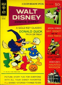 Walt Disney Comics Digest (1968) 16