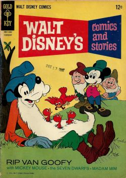 Walt Disney's Comics And Stories (1940) 305