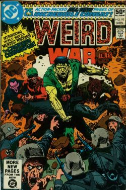 Weird War Tales (1st Series) (1971) 93