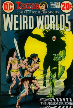 Weird Worlds (1st Series) (1972) 3