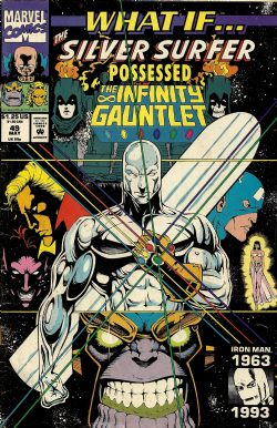 What If? (2nd Series) (1989) 49 (Silver Surfer)